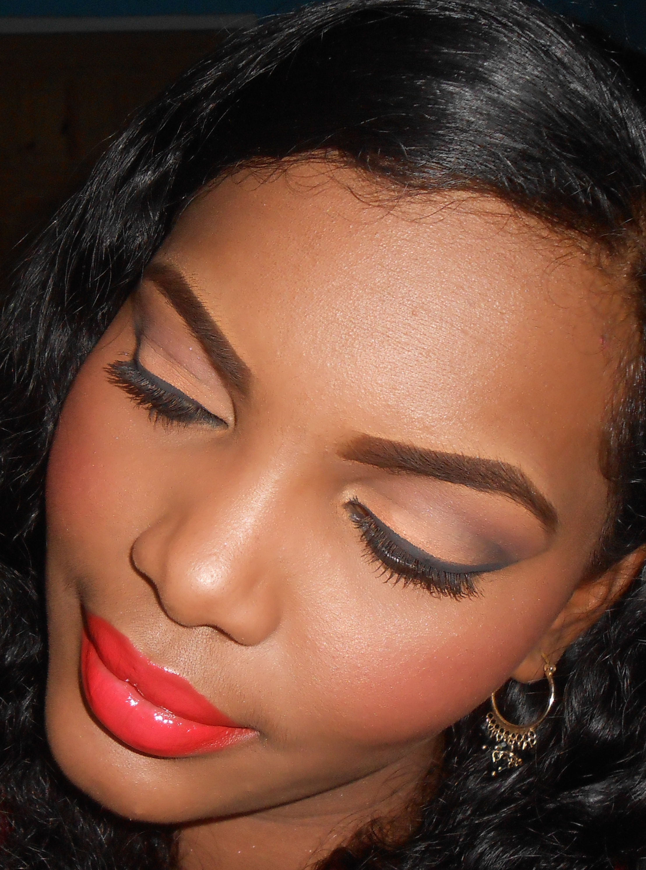 Wedding Makeup Looks African American - Makeup Vidalondon